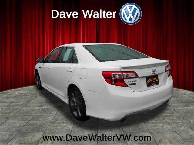 2012 Toyota Camry 4dr Sdn V6 Auto SE In Akron, OH   Volkswagen Of Akron