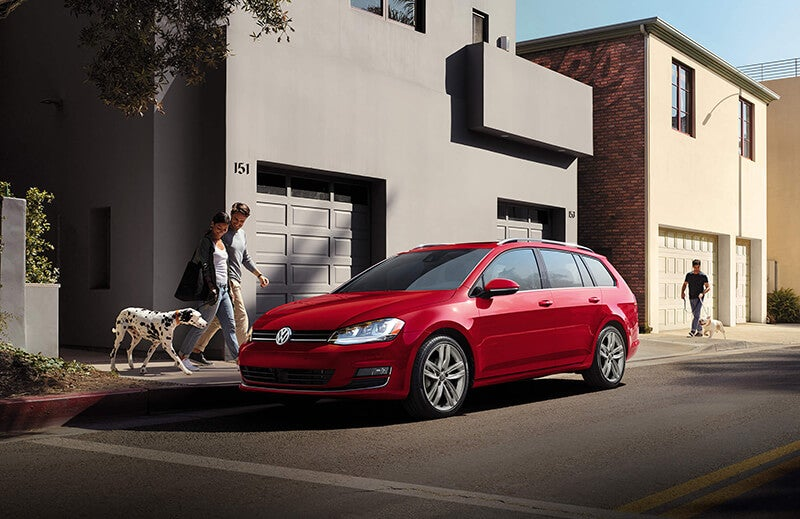 2016 Golf Sportwagen Vw Dealer Akron Oh Volkswagen Of