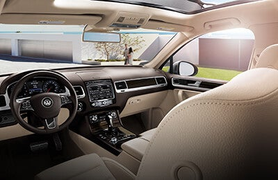 2016 Volkswagen Touareg Akron Oh Safety Features