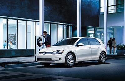 2016 Volkswagen E Golf Akron Oh Trim Levels Exterior