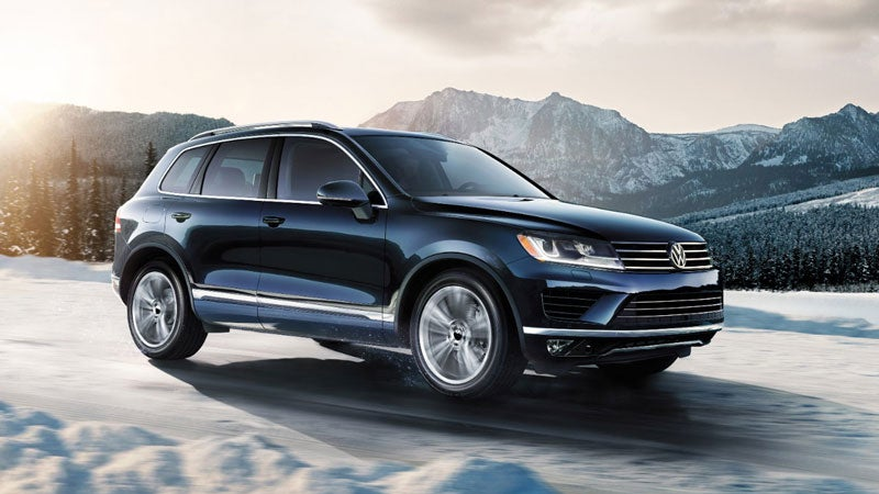 Volkswagen Touareg Used Car