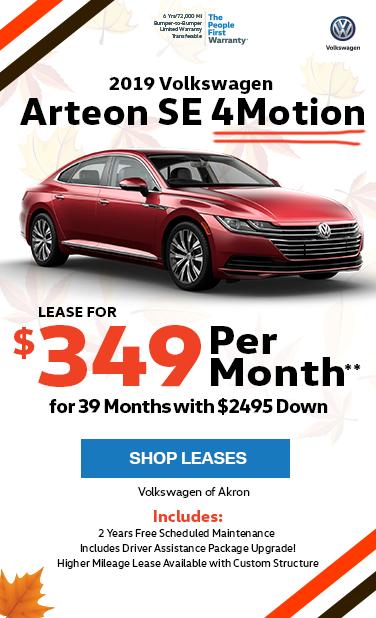 Volkswagen of Akron | VW Dealership in Akron, OH | VW of Akron